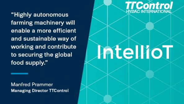 TTControl to contribute smart farming expertise as part of EU-funded project IntellIoT