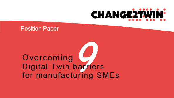Nine digital twin barriers for manufacturing SMEs – and why they are worth tackling