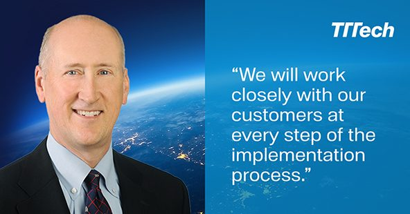 TTTech appoints Bob Richards as Vice President Space at TTTech North America and opens office in Houston, TX