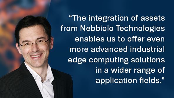 TTTech Industrial acquires Nebbiolo Technologies business and founds US subsidiary