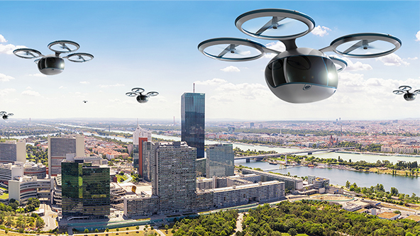 New research project will increase the autonomy of drones and lightweight aircraft with the help of AI