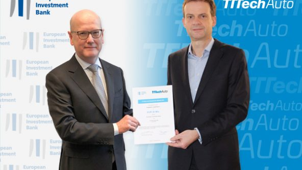 European Investment Bank provides TTTech Auto with €30 million growth funding